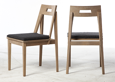 Dylan oak design chair D Collection